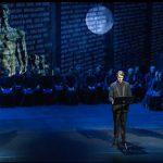 """برای هفتاد و پنجمین سالگرد تشکیل دادگاه نورنبرگ ، """"هلیکون-اپرا"""" رکویم وردی را اجرا کرد"""