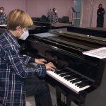 مسابقه فندق شکن برای نوازندگان جوان کار خود را آغاز می کند
